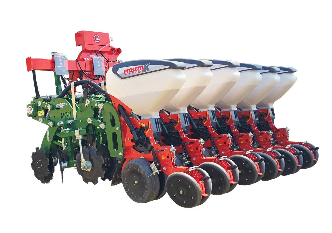 STRIP HAWK PLANTER 2020- MOM Officine Meccaniche Verona - Macchine agricole