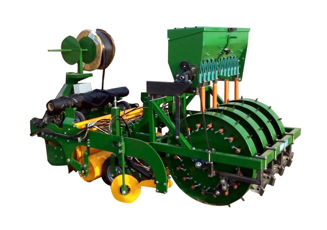 SEMINATRICE IMEON S4000 - MOM Officine Meccaniche Verona - Macchine agricole