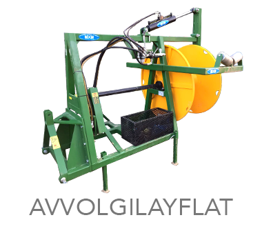 AVVOLGILAYFLAT - MOM Officine Meccaniche Verona - Macchine agricole