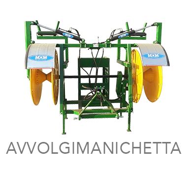 AVVOLGIMANICHETTA - MOM Officine Meccaniche Verona - Macchine agricole