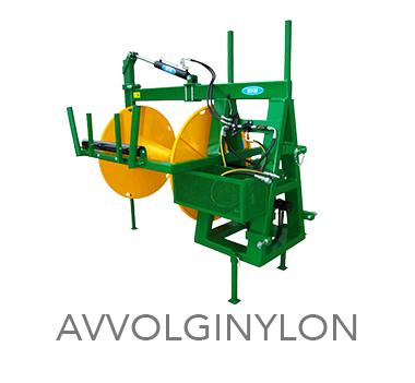 AVVOLGINYLON - MOM Officine Meccaniche Verona - Macchine agricole