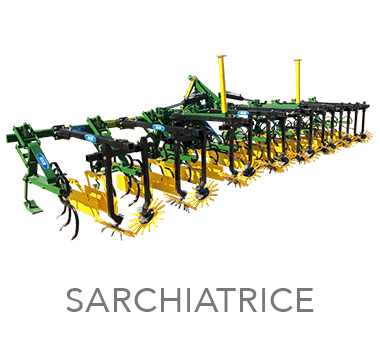 SARCHIATRICE - MOM Officine Meccaniche Verona - Macchine agricole
