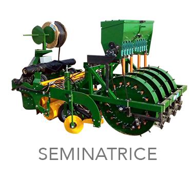 SEMINATRICE - MOM Officine Meccaniche Verona - Macchine agricole