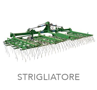 STRIGLIATORE - MOM Officine Meccaniche Verona - Macchine agricole