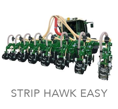 STRIP HAWK EASY - MOM Officine Meccaniche Verona - Macchine agricole