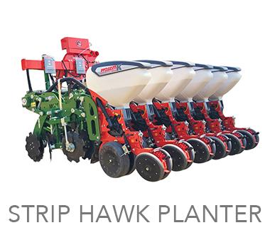 STRIP HAWK PLANTER - MOM Officine Meccaniche Verona - Macchine agricole