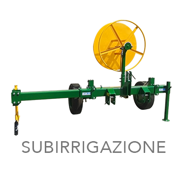 INTERRA ALA SUBIRRIGAZIONE - MOM Officine Meccaniche Verona - Macchine agricole